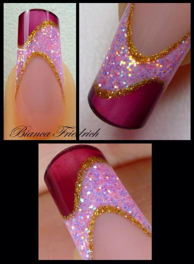очень красивый дизайн ногтей фото новинки