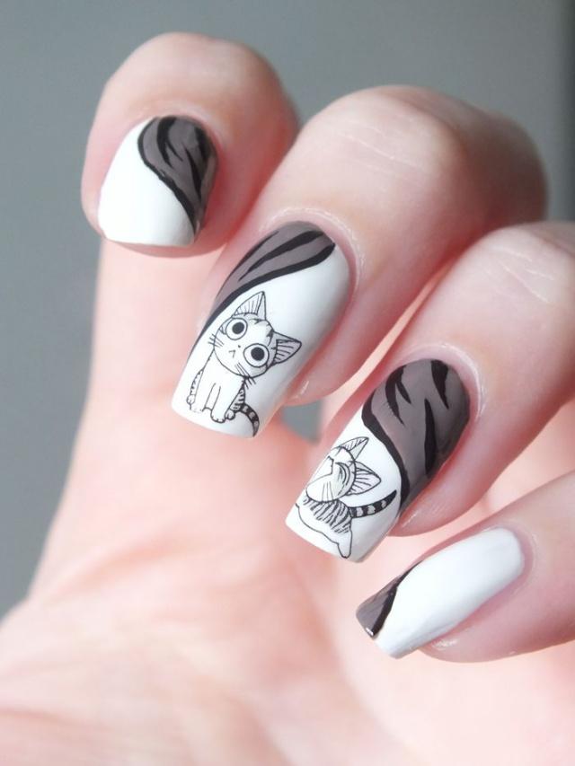 Кошки ногти