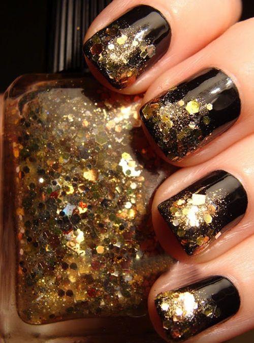 Дизайн с золотом