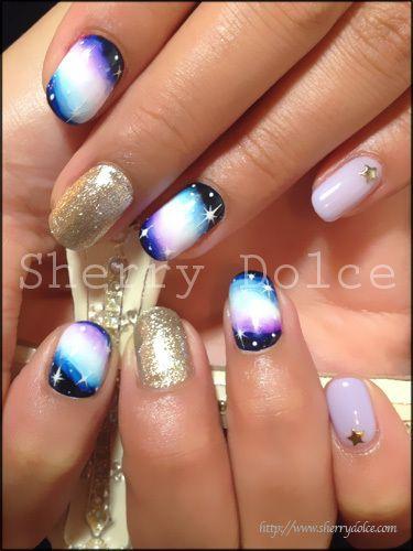 Фото дизайна ногтей у звезд