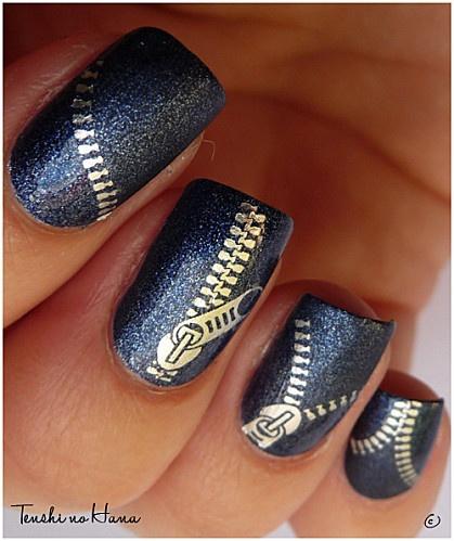 Дизайн ногтей со звёздами