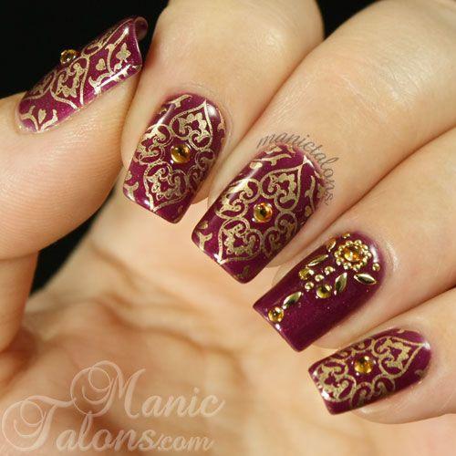 Ногти красивые формы и дизайн