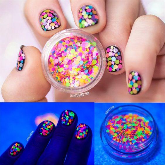 Дизайн ногтей комифубики фото