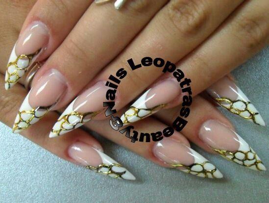 Дизайн ногтей с разноцветными гелями