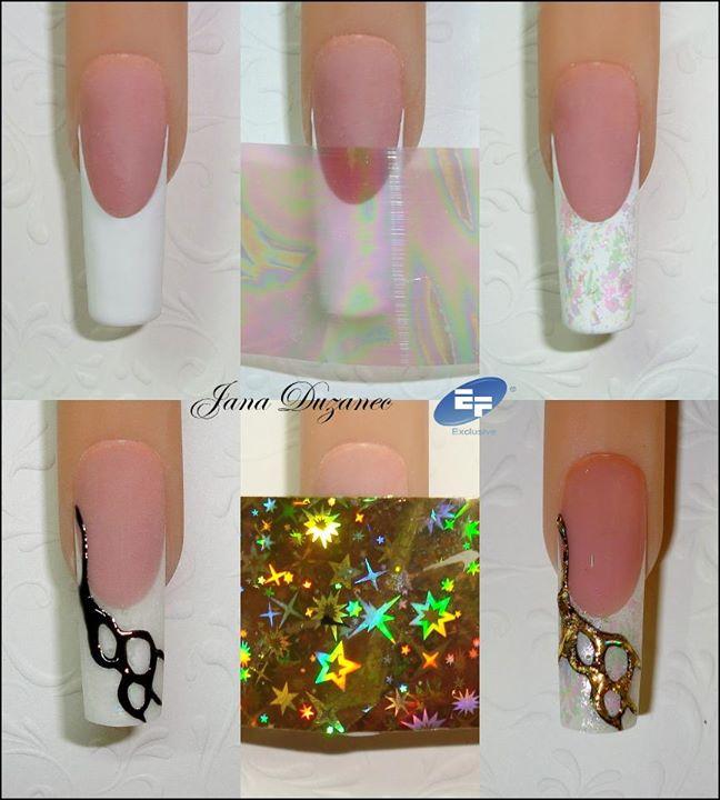 Литье пошагово фото на ногтях