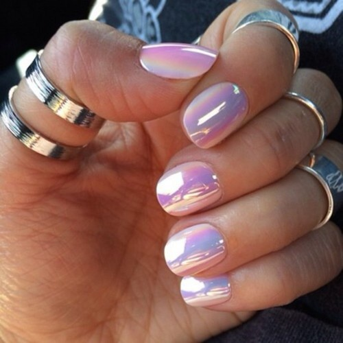 Дизайн ногтей на маленькие ногти