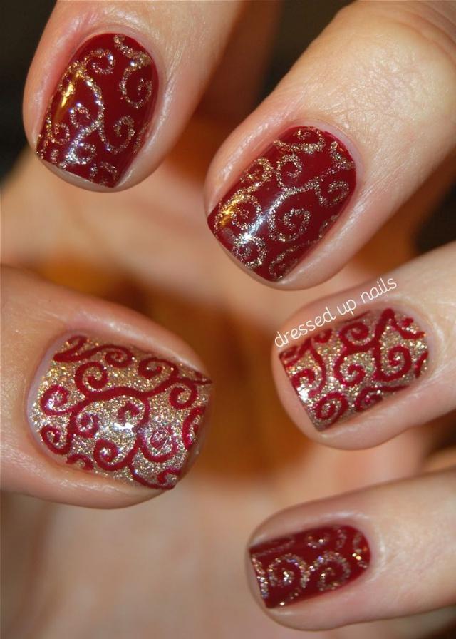 Дизайн ногтей пошаговая инструкция с фото