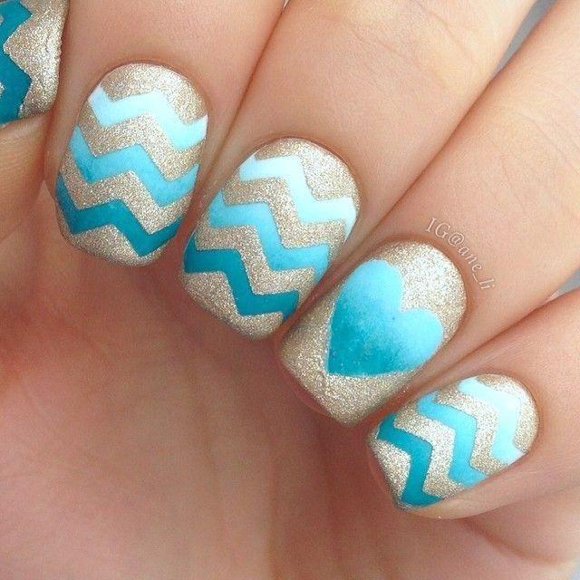 Дизайн ногтей сахар песок