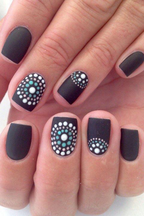 Шилак дизайн ногтей