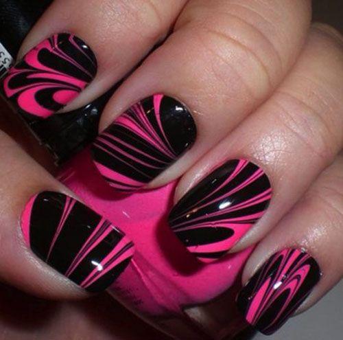 Шилак ногтей дизайн