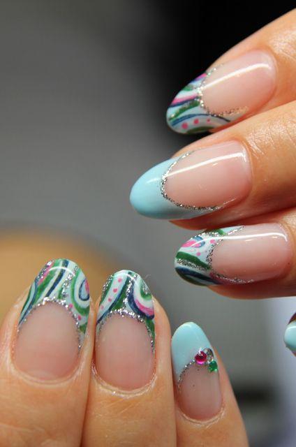 Дизайн ногтей фото 2015 современные идеи фото френч