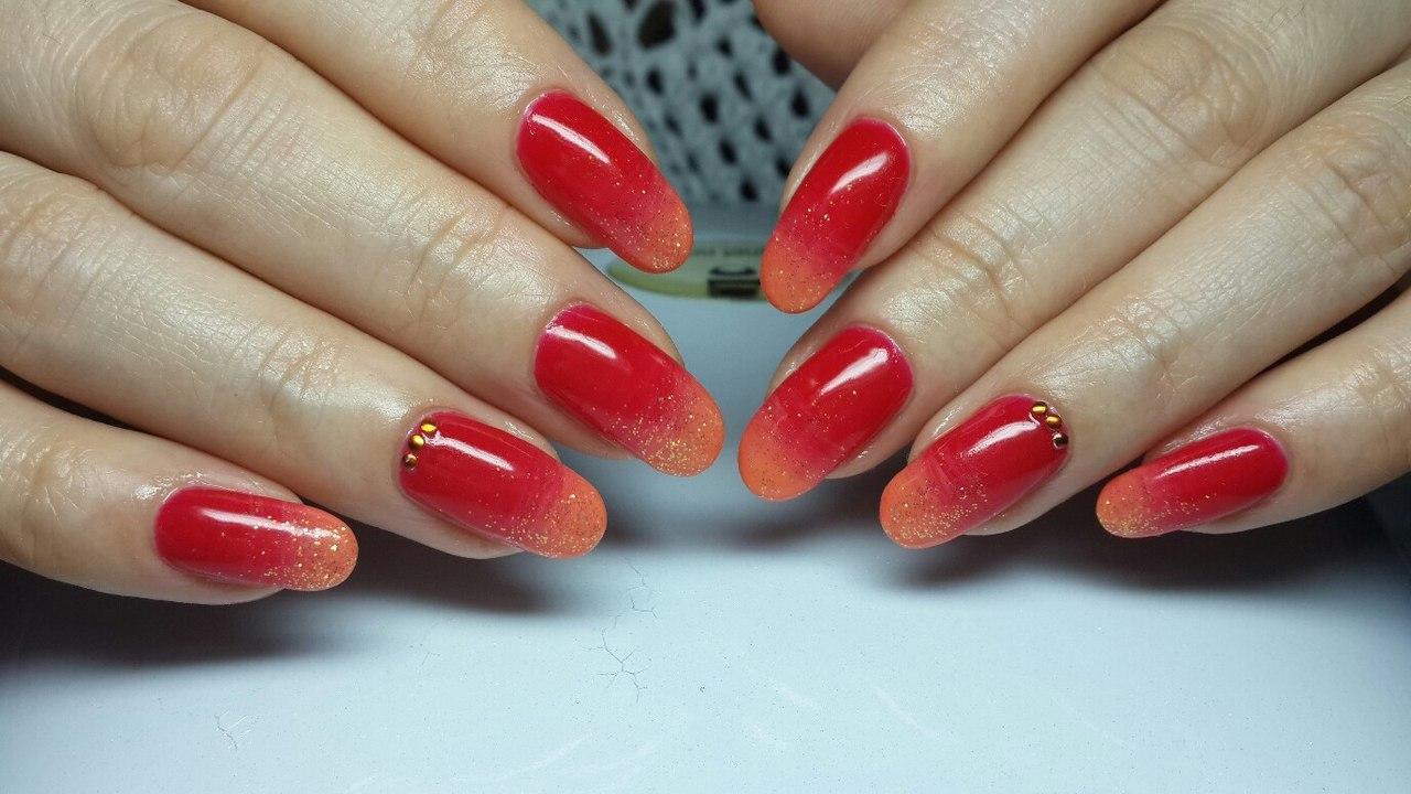цвета гель-лаков на ногтях фото