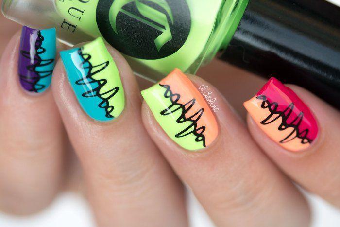 фото с дизайном ногтей