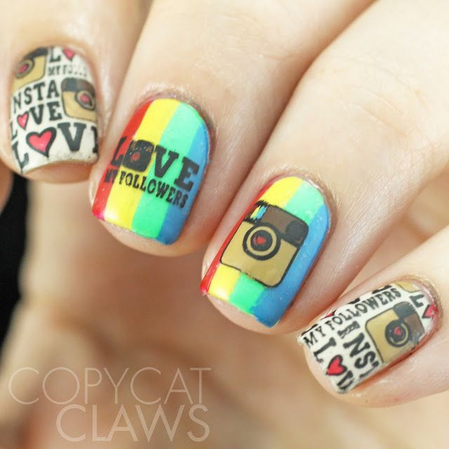 trendy nail designs 2015 photos news instagramm