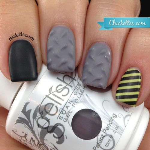 trendy nail designs 2015 photos news