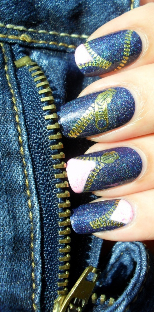 unusual nail design 2015 photos news jeans