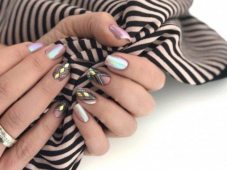 Завораживающие идеи дизайна ногтей