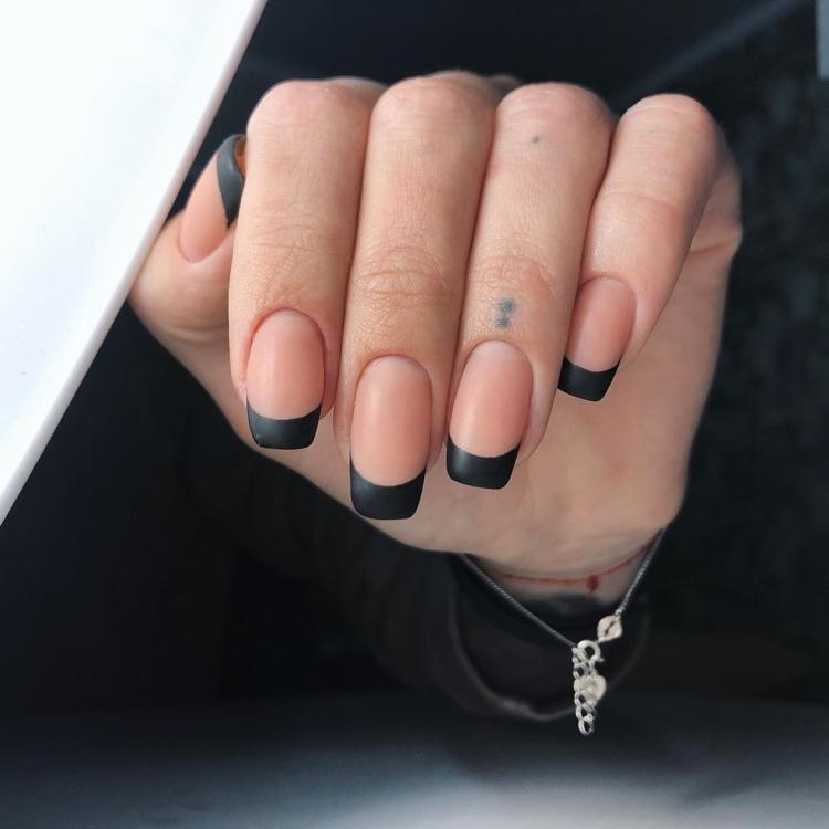 2020 Модный французский маникюр 380 фото идей дизайна ногтей