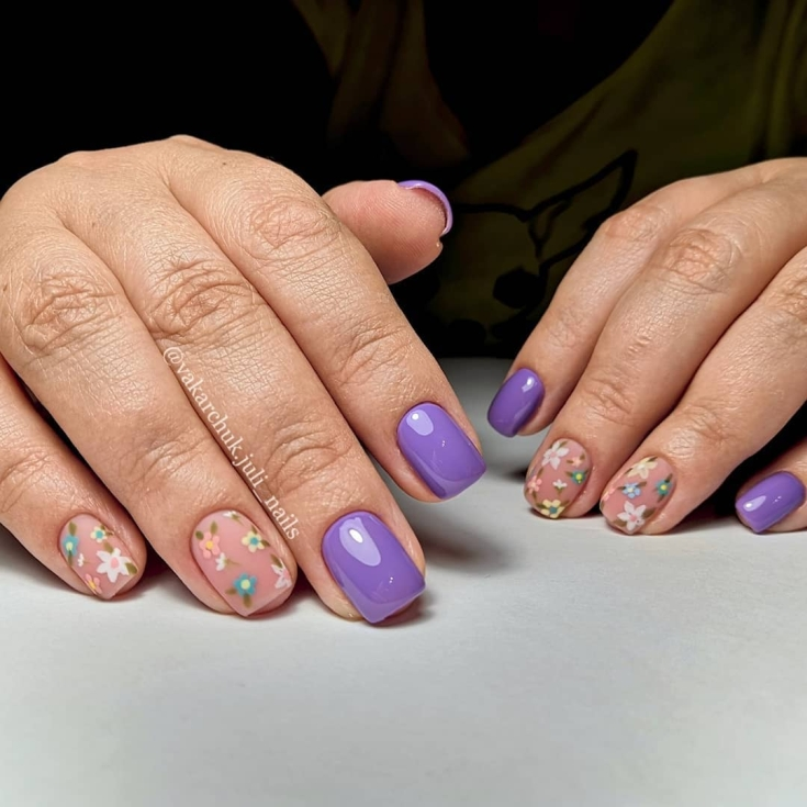 36 фото новинок весеннего дизайна ногтей 2021