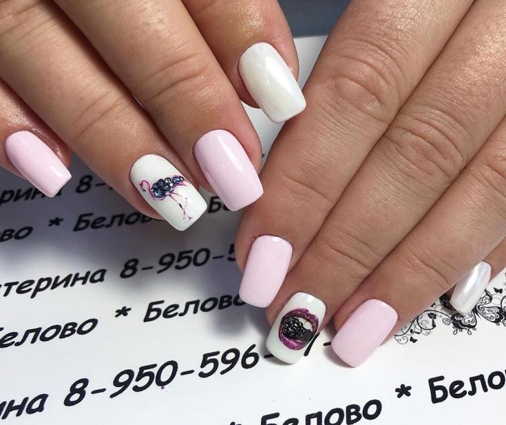 Модный дизайн ногтей фото новинки