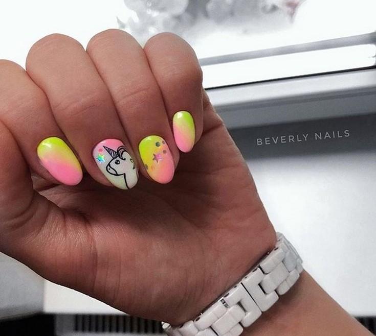 2021 Дизайн ногтей новинки на короткие ногти молодежные