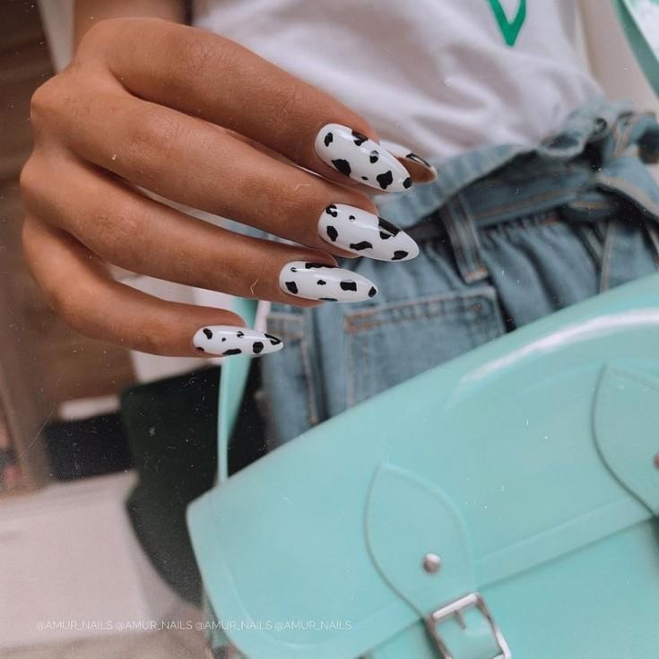 Модный маникюр 2021 последние тренды лето фото