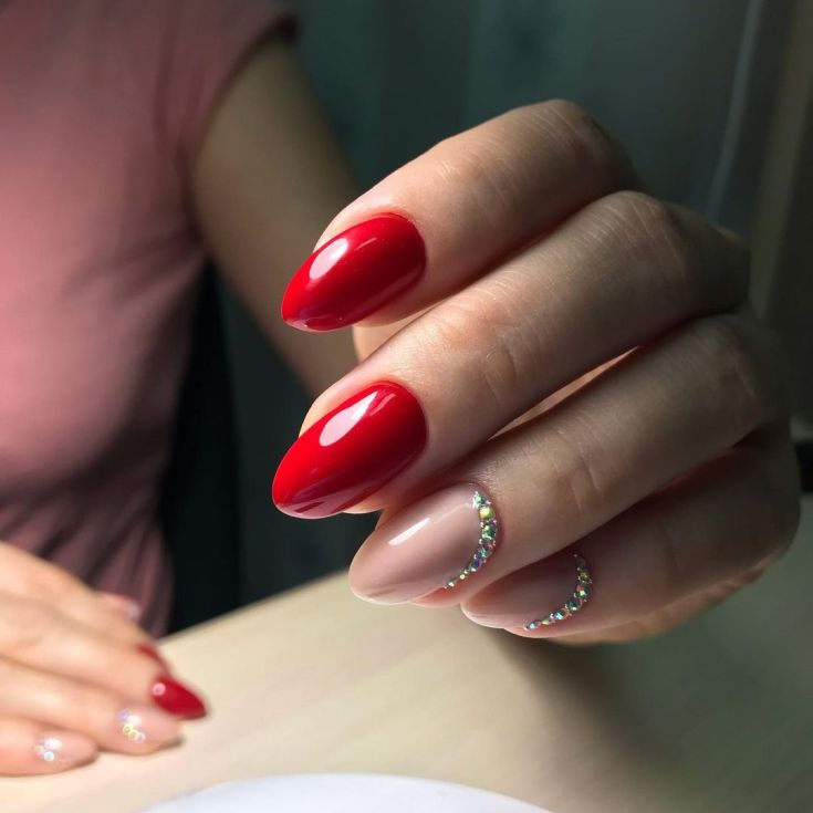 Дизайн ногтей на короткие ногти лето