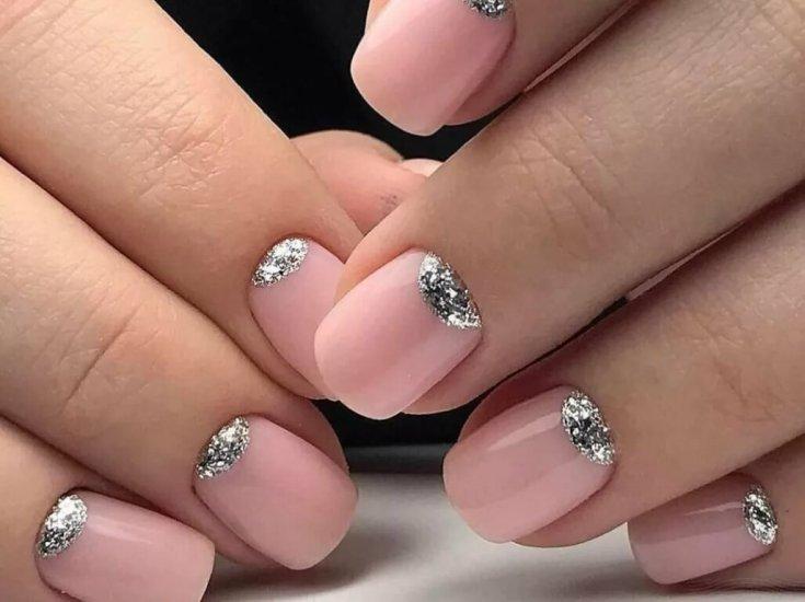 2021 Лунный дизайн ногтей