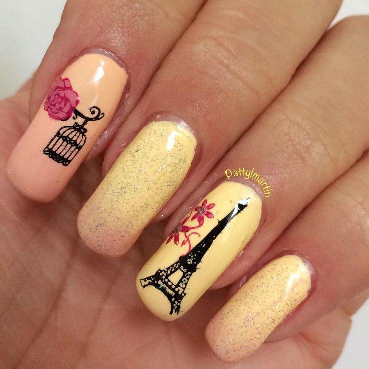 запуска дизайн ногтей картинки парижа люди суеверные, особенную